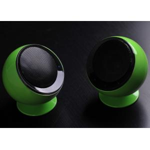 China Wireless Cell Phone Bluetooth Speaker , Battery Powered Bluetooth Speakers on sale
