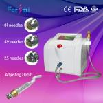 China 2016 factory hottest rf fractional microneedle machine for skin tightening skin whitening wholesale