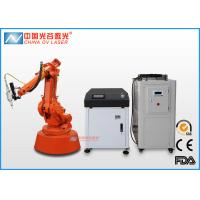 500W Fiber Robotic Laser Welding Machine for Automotive Car Parts
