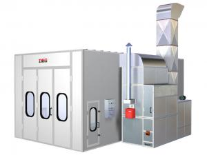 China Large Garage Furniture Industrial Spray Booth Equipment 29.5kw For Truck on sale