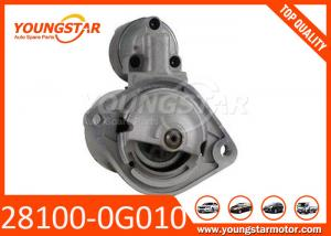 China Starter Motor Automobile Engine Parts For Toyota   28100-0G010 28100-0B010 28100-64010 0-001-110-132 on sale