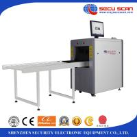 China 8mm Steel Luggage X Ray Machines inspection for small size baggage and handbag on sale