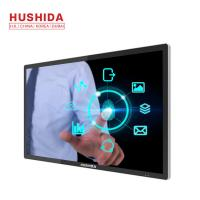 China 50 Capacitive Touch Display , 1080P Full HD Interactive Digital Signage Panel on sale