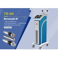 Radio Frequency Fractional Microneedle RF Beauty Machine For Skin Tightening
