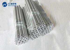 China Industrial Custom Aluminum Extrusion Profiles Structural Irrigation Pipe Groove on sale