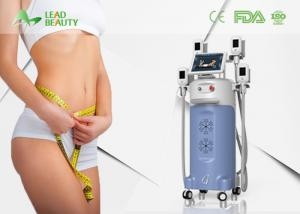 China CE approval freeze fat slimming 4 handles cryolipolysis antifreeze membrane cool shaping machine on sale
