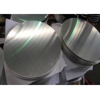 Kitchen Dish 5005 DC Aluminium Circle Plate Durable Corrosive Resistant