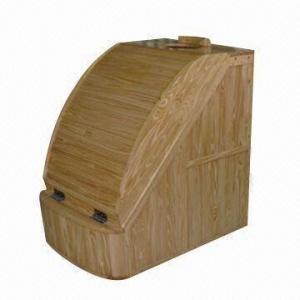 China Caja portátil de la sauna del abeto, CE-obediente, patente de los E.E.U.U., conveniente para el uso en cualquier lugar on sale