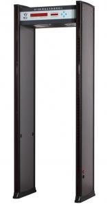 China Door Frame Metal Detector , 6 Zones Metal Detector Machine on sale