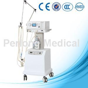 China Auto CPAP machine  Price of neonatal ventilator system NLF-200C on sale