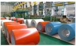 1,3,5 Series Color Coated Aluminium Coil 1-7 Mm Thickness ISO Certificated