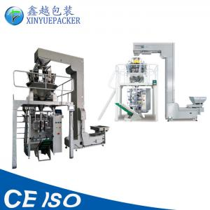 China Accurate Dosing Multihead Weigher Packing Machine Automation Pneumatic Driven on sale