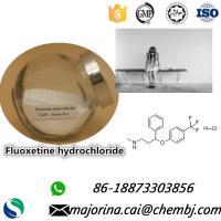 Fluoxetine hydrochloride Anti-Depressant Pharmaceutical Material Antidepressant CAS:56296-78-7
