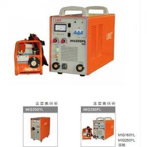 China MOSFET Inverter MIG/FCAW Welding Machine on sale