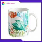 Gift Use New bone china 530ml mug flamingo decal coffee mugs oversized coffee mugs
