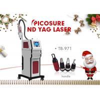 1320nm / 1064nm / 532nm Nd Yag Laser Tattoo Lipline Acne Removal Machine