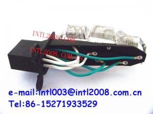 China A/C RHEOSTAT resistor heater blower motor resistor for Scania Truck Control Unit 1425070 1738098 on sale