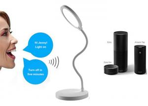 China Smart life App WiFi Smart LED Table Lamp worked with Amazon Alexa Voice Control on sale