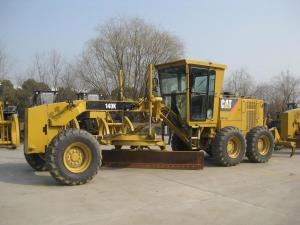 China Used Cat 140k Motor Grader, Used Caterpillar Grader for Sale on sale