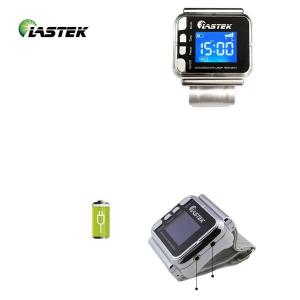 Metal 650nm Cold Laser Therapy Watch Blood Purifier Machine For Diabetes