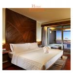 Iririki Resort Hotel & Spa Queen Bed Bedroom Furniture With Local Culture