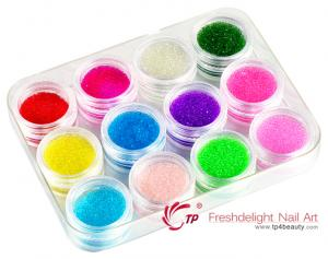 China Transparent color mini bead For Nail Art on sale