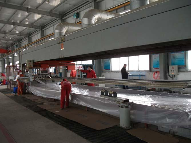 GRE pipe production line for sale – GRP Pipe Production Line