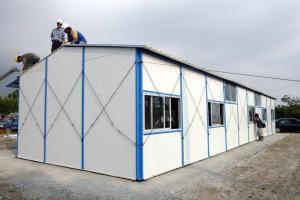China Malaysia China Newly Prefabricated House Steel Sheet Customied Room Color Structure T Type Mobile House on sale