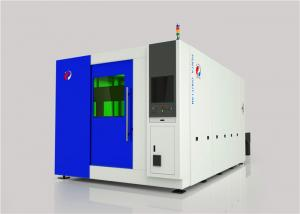 China 3000W Metal Sheet CNC Fiber Laser Cutting Machine for Sheet Decoration on sale