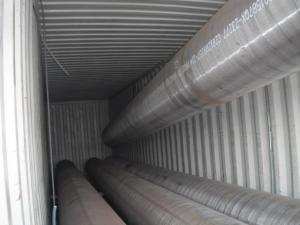China 56 Inch OD High Pressure Boiler Tube , Alloy Steel PipeP91 Material Long Lifespan on sale