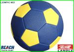 Vintage Indoor Machine Stitched Colorful Beach Official Soccer Balls