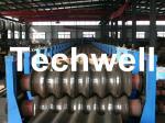 電流を通された版/壁パネルのためののための機械を形作る鋼鉄波形シート ロール