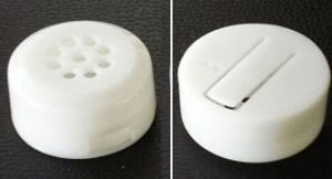 China 0 - 600 caja de música registrable del altavoz de los segundos 36m m con los botones de la pila AG13 on sale
