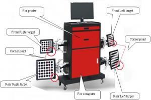 Quality MST V3D-III Four wheel alignment Smart Model for sale