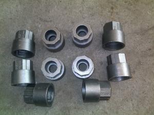 China Componentes trabajados a máquina precisión galvanizados modificados para requisitos particulares del bastidor de inversión de la precisión on sale