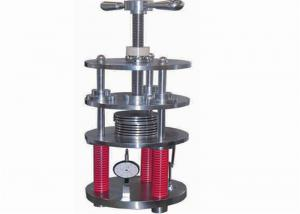 Quality SATRA TM64 Rubber Rebound Resilience Tester , Rubber Testing Equipments High for sale
