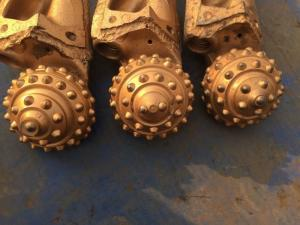 China 130mm roller bits for rock core barrel on sale