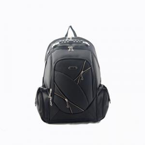China big size men laptop backpack for teenager travel bag and students bag on sale