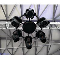 Auto revolving truss factory 1 channel mini rotating circle truss for stage light truss