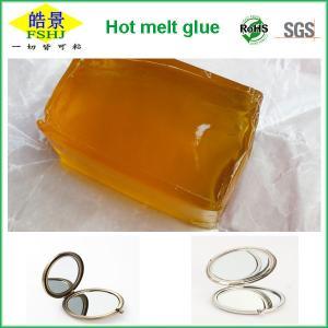 China Adhésif chaud de l'adhésif sensible à la pression de fonte de miroir cosmétique/PSA pour Madame Napkin on sale
