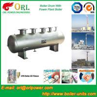 China Tambour de boue solaire de chaudière, certification à haute pression du tambour TUV pour la centrale on sale