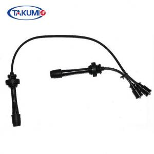 China Automobile Engine Heat Resistant Spark Plug Wires High Flexibility For Mazda on sale