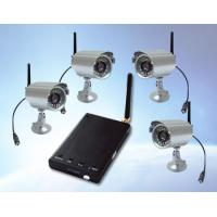 China Security 1500mW Wireless AV Transmitter With Receiver on sale