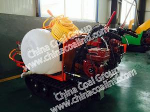China Hot Sale All-Terrain Agricultural Medicine Sprayer Crawler Transport Vehicle on sale