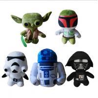 8 Inch Cute Star Wars Cartoon Disney Plush Dolls Green For Collection