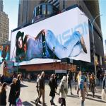 Full Color Outdoor Led Billboard P6.67 P8 P10 Screen For Advertising Video Panel