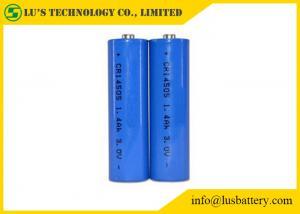 China CR14505 Lithium Manganese Dioxide Battery 3V 1400mah 1500mah 1600mah on sale