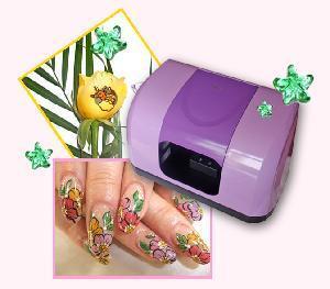 China Fashion Digital Flower and Nail Printer (SP-M06B2) on sale