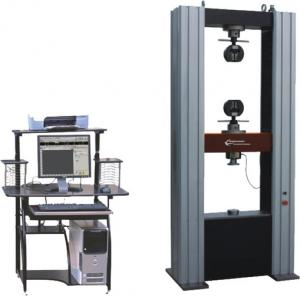 China Computer Controlled Electronic Universal Material Testing Machine with Servo Motor on sale