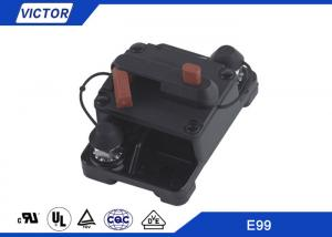 China 12V Resettable Automotive Circuit Breaker Car Audio Stereo Marine 50A Fuse Ampere on sale